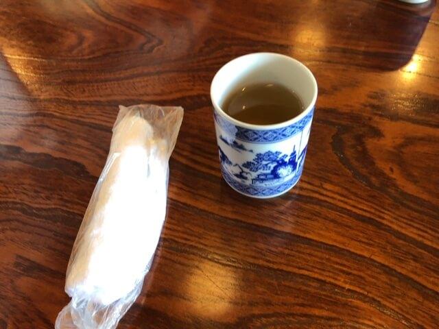 一松亭 お茶