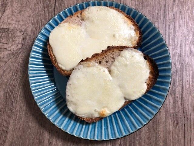 パンドカンパーニュ トースト