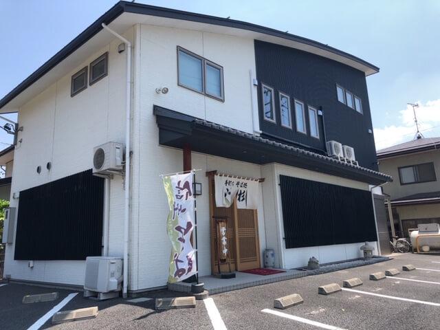 そば処小杉 長野店 店舗