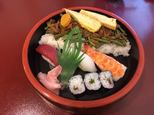 和幸寿し 寿司御膳和
