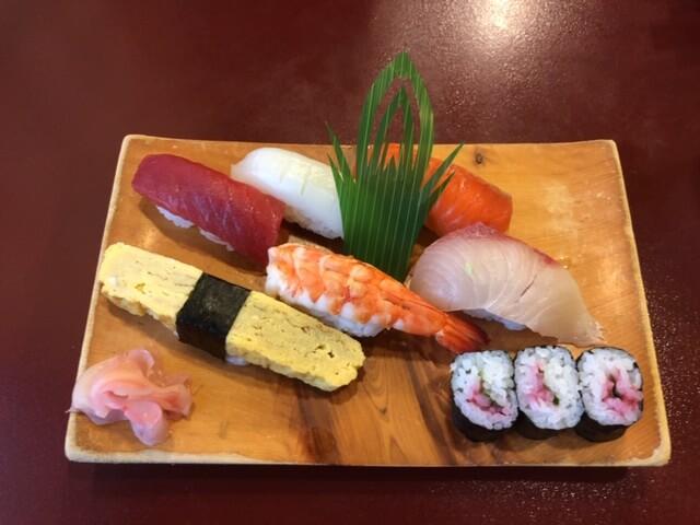 和幸寿し 寿司御膳幸