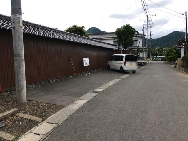 とんかつ せん 駐車場