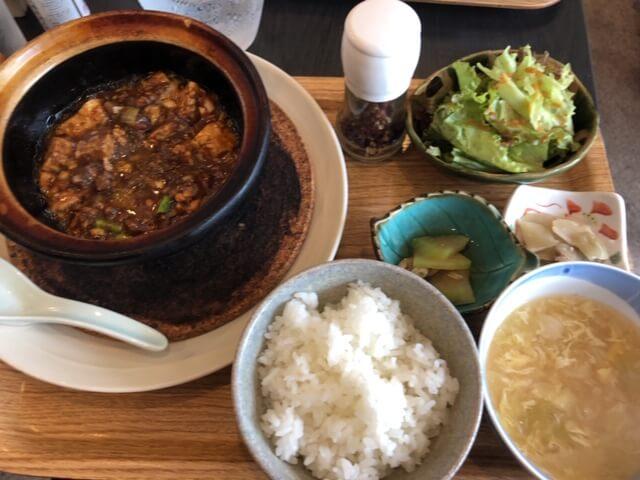 つた弥 土鍋麻婆豆腐