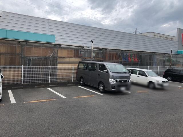 ドンキホーテ 駐車場
