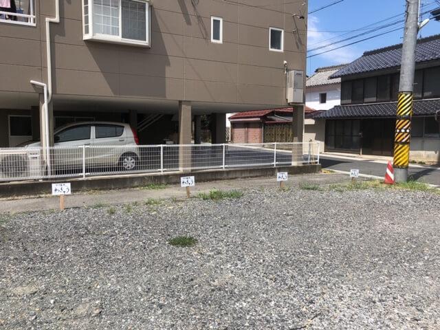 わきゅう 駐車場