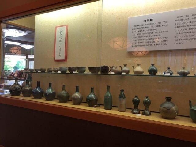 竹風堂松代 喫茶スペース