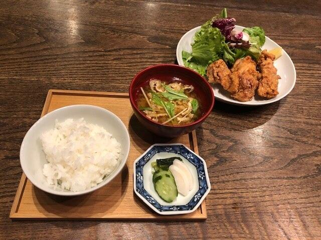 信州ハーブ鶏の唐揚げ