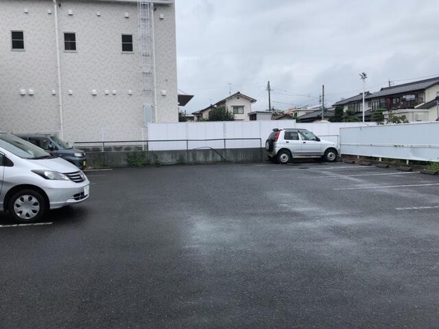 珈琲問屋 駐車場
