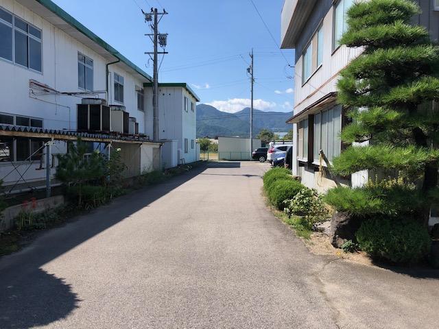 福太郎  駐車場