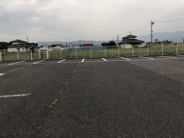 蕪村篠ノ井 駐車場