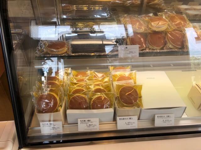 りんごの木青木島 店内