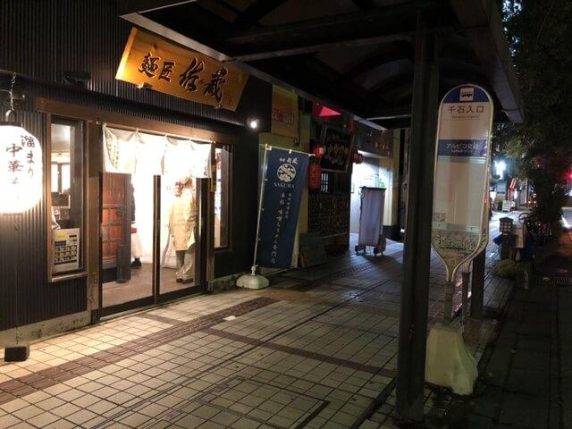 佐蔵 長野駅前店 アクセス