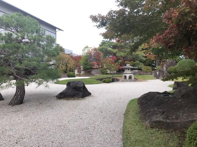 水野美術館 庭園