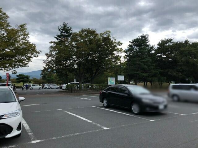 古戦場駐車場