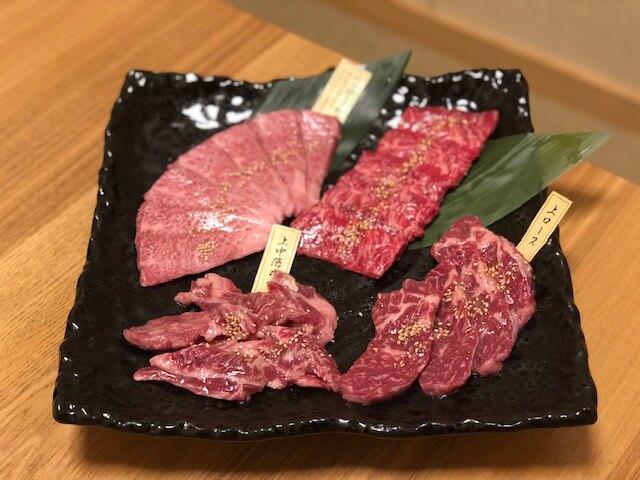 信州牛焼肉