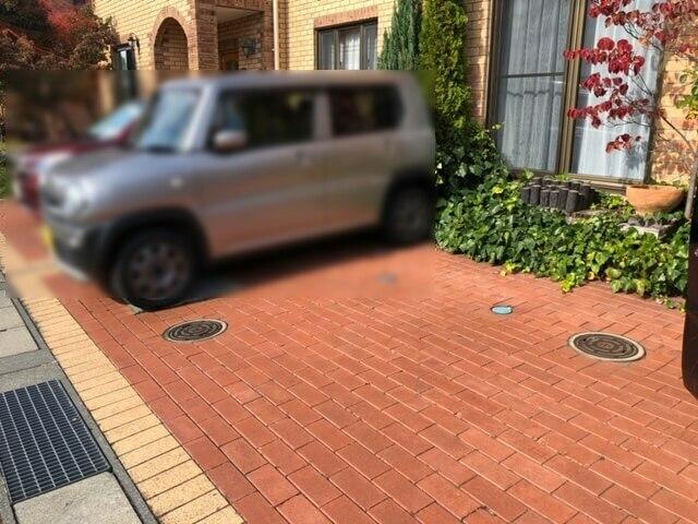 ごはん屋いちぶん 駐車場
