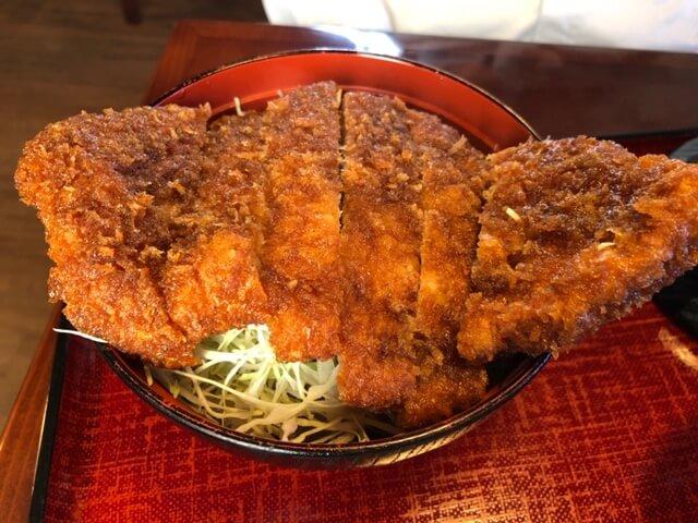あさひや ソースカツ丼