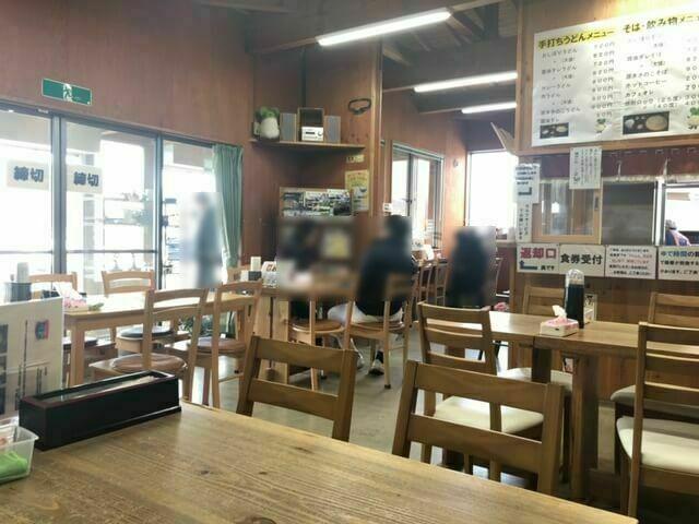 さかき地場産直売所 あいさい 食堂