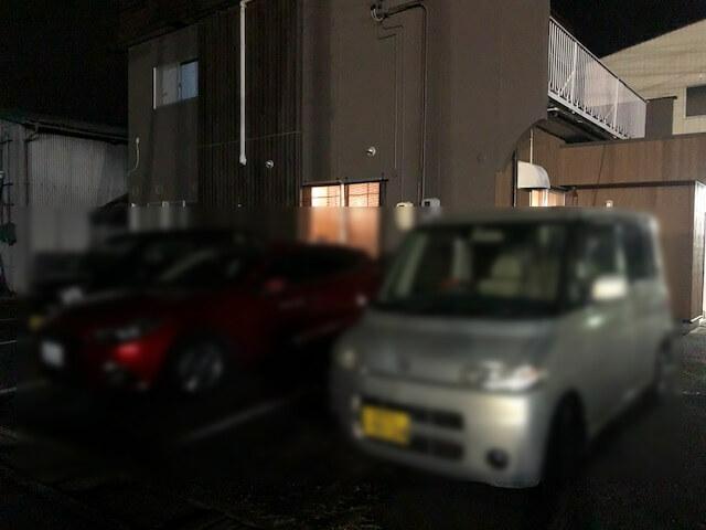 ディーウラヌス 駐車場