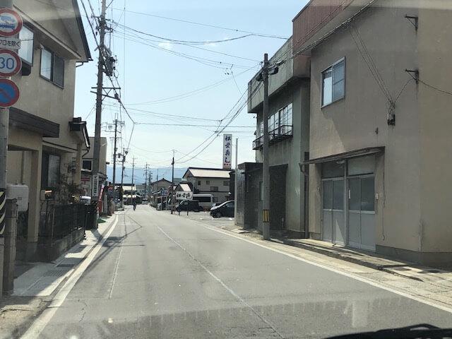松栄寿司 日詰店 アクセス
