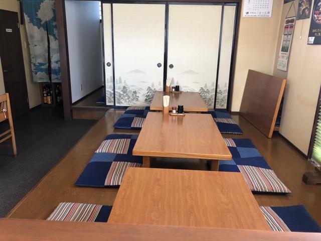 たか寿司 店内