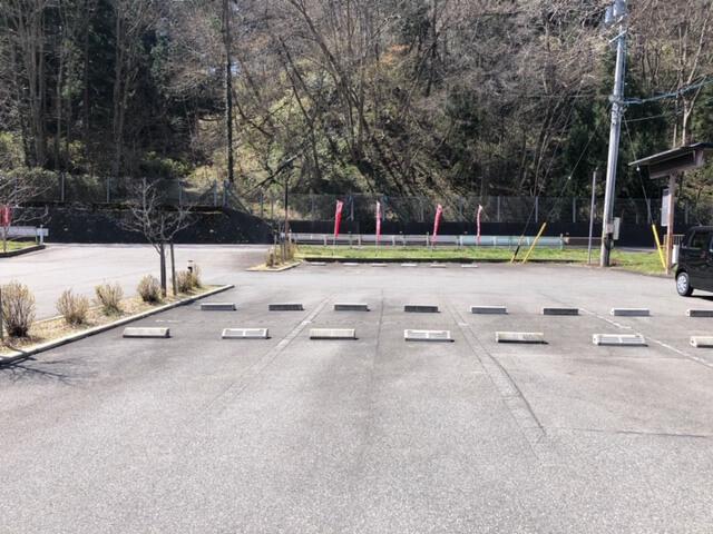 むさしや 駐車場