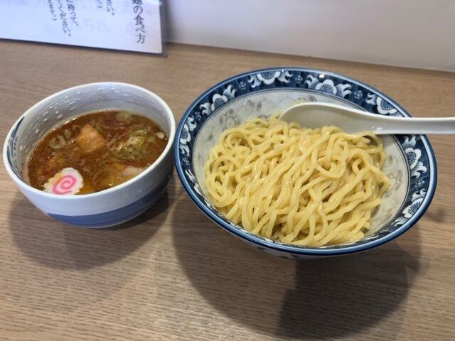 つけ麺(並盛)