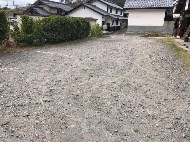 穀蔵(こくぞう) 駐車場