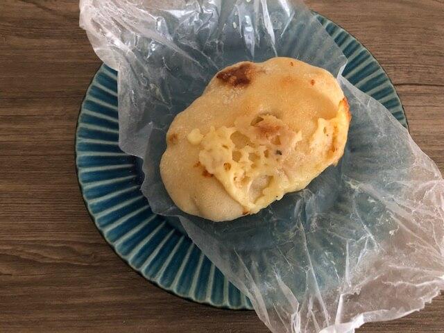 メープルクリームチーズパン