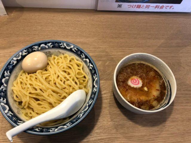 味玉つけ麺(大)