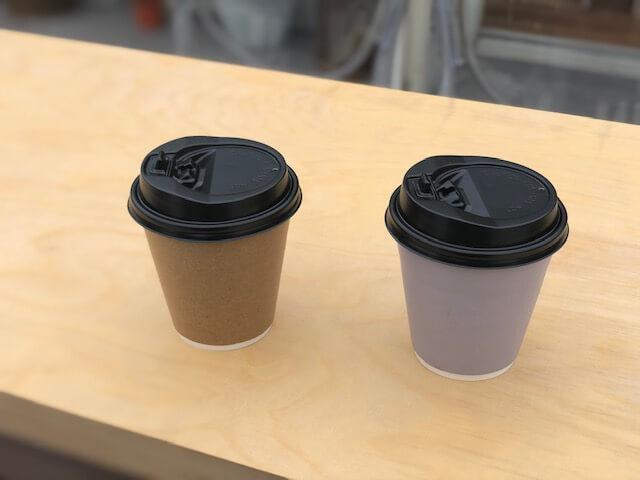 グッドタイムトレーラー テイクアウトコーヒー