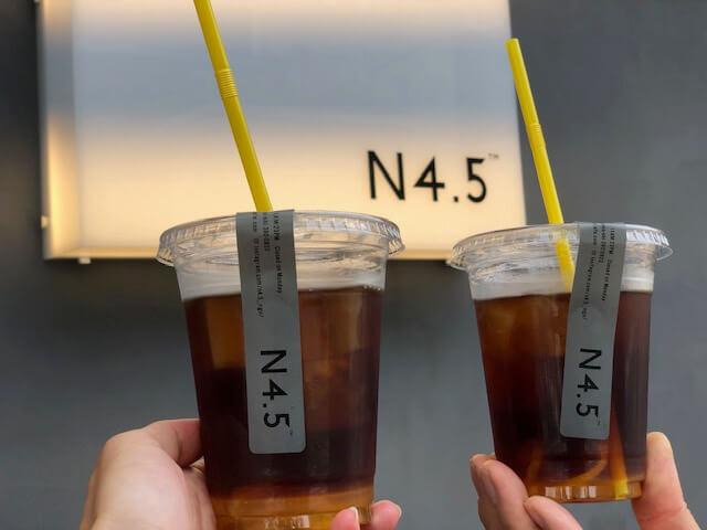 N4.5 レモンコーヒー