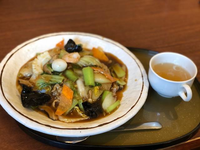 五目中華飯