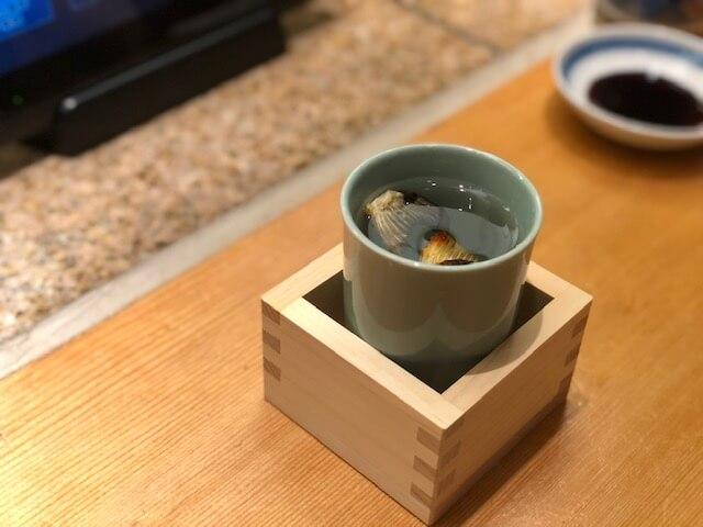 氷見 きときと寿司 長野店 ヒレ酒