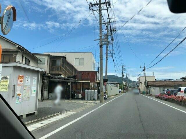 秋山食堂 アクセス