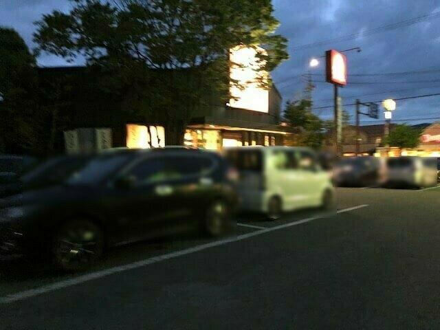 氷見 きときと寿司 長野店 駐車場