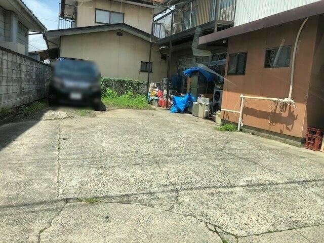 綱寿し 駐車場