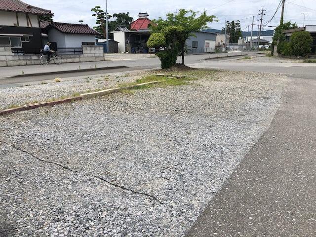 麺屋 Ossan(おっさん) 駐車場