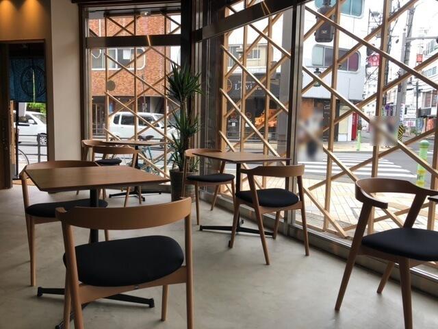 N vintage coffee(エヌ ヴィンテージ コーヒー)店内