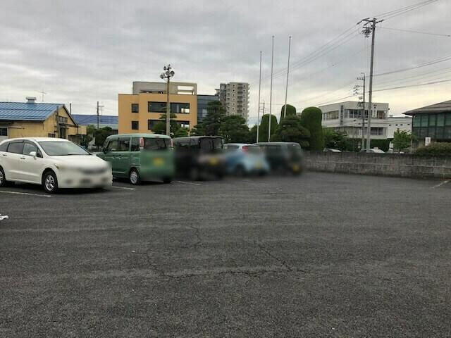 長野魂心家 駐車場